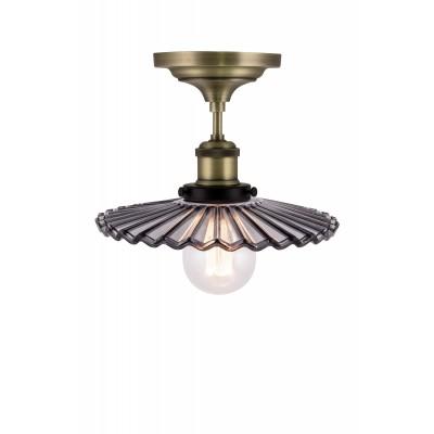 Plafoninis šviestuvas Cobbler 25 (dūminio atspalvio)