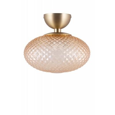 Lubinis šviestuvas Jackson (gintaro spalvos)