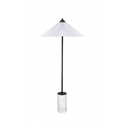 Pastatomas šviestuvas Matisse (juodas / baltas)