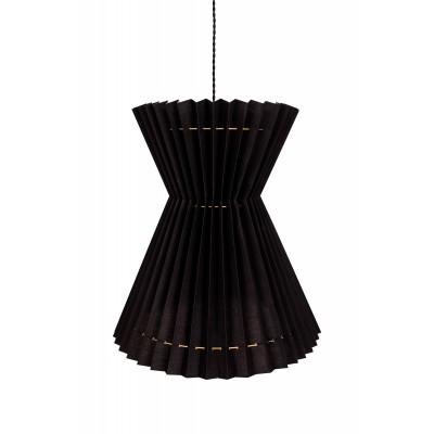 Pakabinamas šviestuvas Maiden (juodas)
