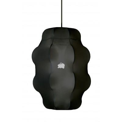 Pakabinamas šviestuvas Cloud (juodas)