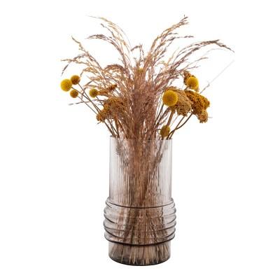 Vaza Bova, stiklas