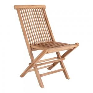 Valgomojo kėdė iš tikmedžio Toledo (2 dalių komplektas)