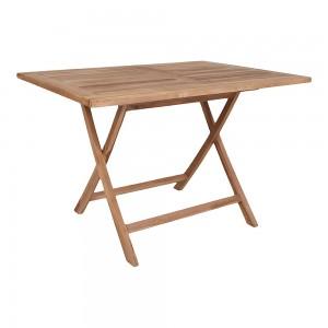 Sodo stalas iš tikmedžio Oviedo