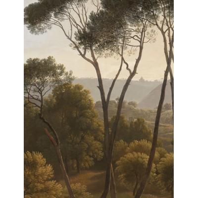 Skritulio formos tapetai XL, aukso amžiaus peizažai