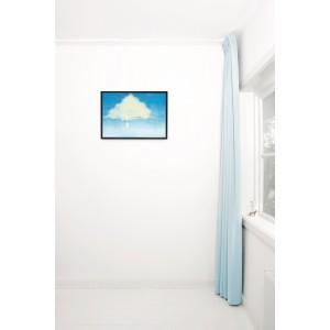 Plakatas, laipiojimas debesyse