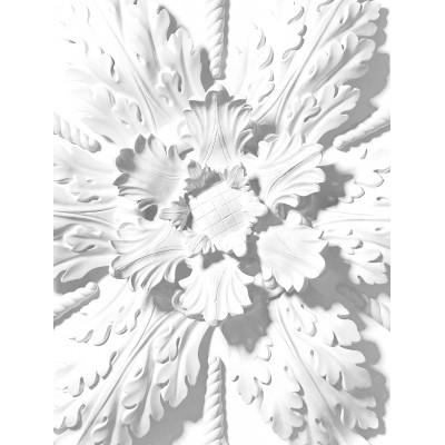 Mažo skritulio formos tapetai, ornamentas