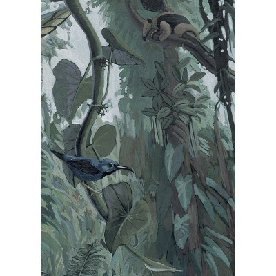 Fototapetas, tropiniai peizažai, 4 lakštai