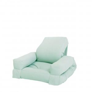 Vaikiškas fotelis lova Mini Hippo