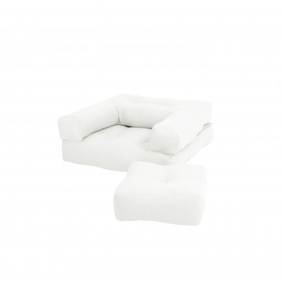 Vaikiškas fotelis lova Mini Cube