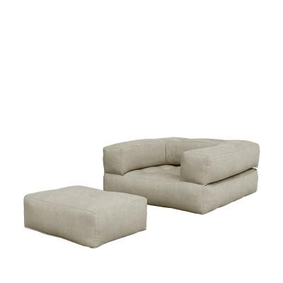 Fotelis lova Cube