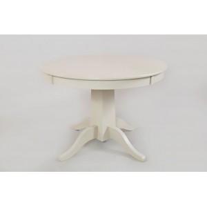 Apvalus išlankstomas valgomojo stalas Avola