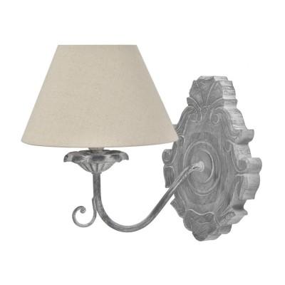 Sieninis šviestuvas Camo (pilkas)