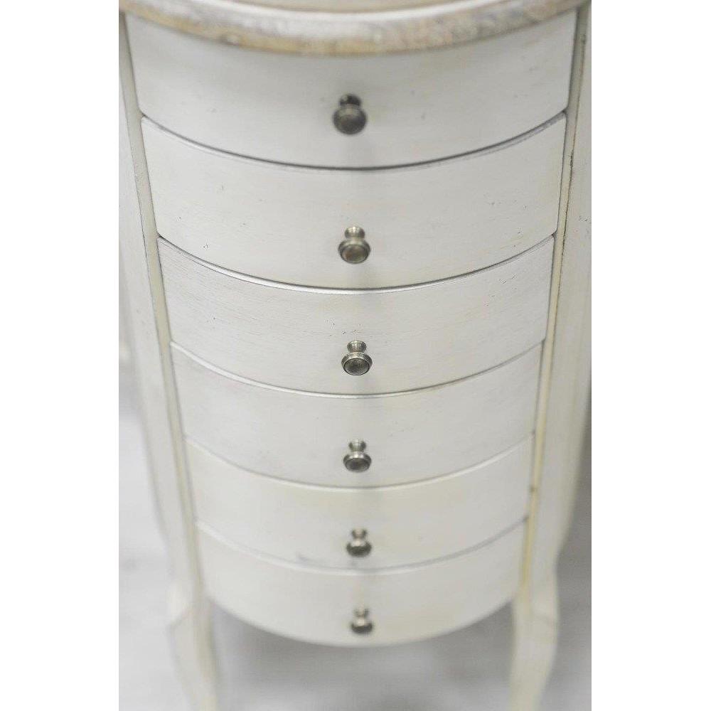 Prancūziška vintažo stiliaus komoda Limena