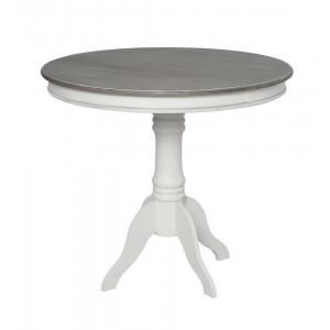 Apvalus valgomojo stalas Rimini