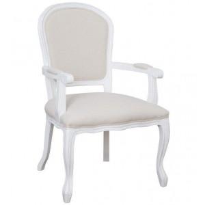Balta kėdė Arette