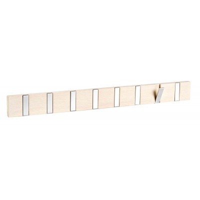 Kabykla Confetti su 8 kabliukais (balinto ąžuolo)