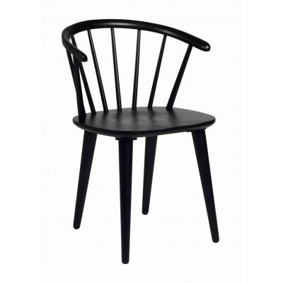 Kėdė Carmen, 2 vnt. (juoda)