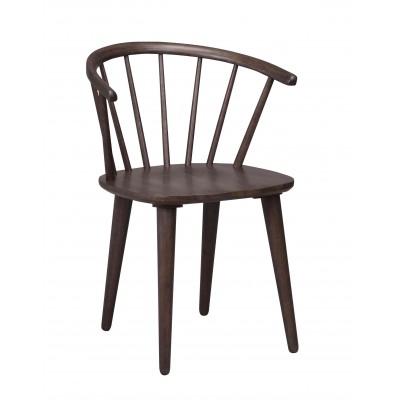 Kėdė Carmen, 2 vnt. (ruda)