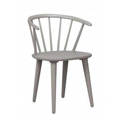 Kėdė Carmen, 2 vnt. (šviesiai pilka)