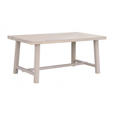 Valgomojo stalas Brooklyn, 170x95 cm (balinto ąžuolo)