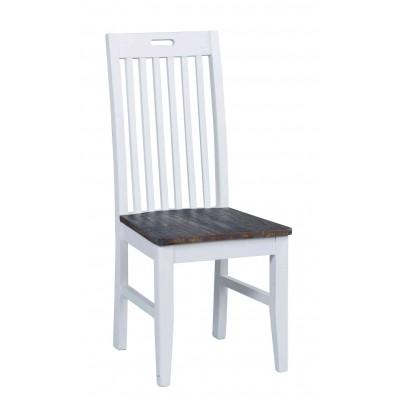 Kėdė Nottingam, 2 vnt. (balta)