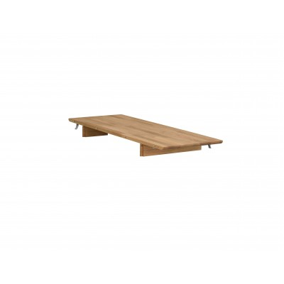 Valgomojo stalo įdėklas Filippa, 40 cm, ąžuolas (ąžuolo spalvos)