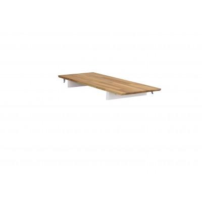 Valgomojo stalo įdėklas Filippa, 40 cm (ąžuolo / balta)