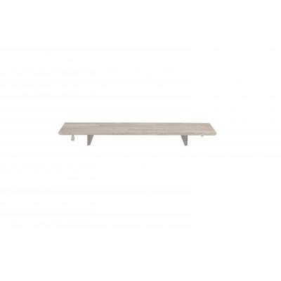 Valgomojo stalo įdėklas Filippa, 40 cm (balinto ąžuolo / balinto ąžuolo)