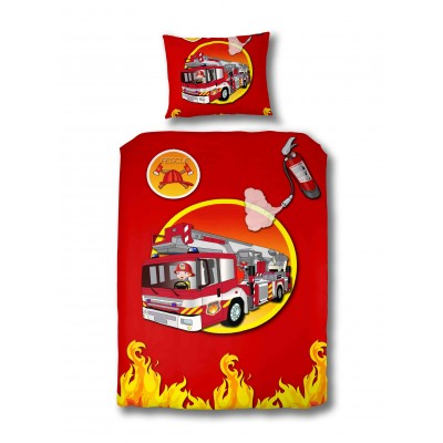 Lovos užtiesalas gaisrinė mašina