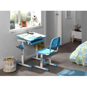 Rašomasis stalas Comfortline 201, mėlynas