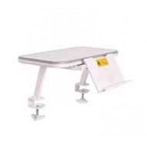Rašomasis stalas Comfortline su viršutine spintele