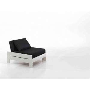 Sofa-lova Pino, balta