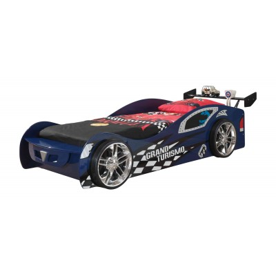 Lova-mašina Grand Turismo, mėlyna *