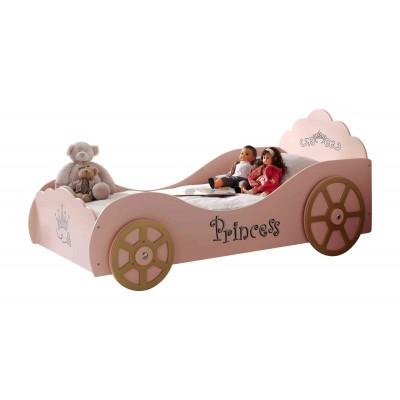Lova-mašina Princess Pinky