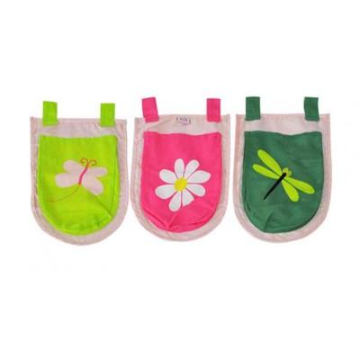 3 kišenėlės Spring