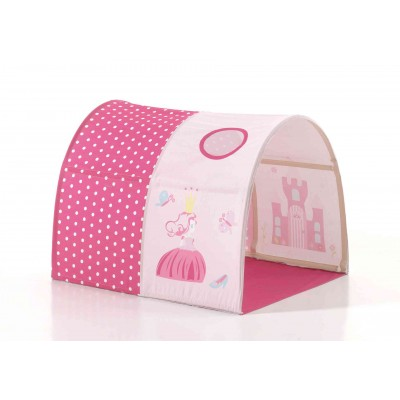 Vaikiška palapinė-tunelis Princess