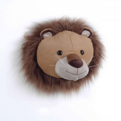 Velvetinė liūto galva