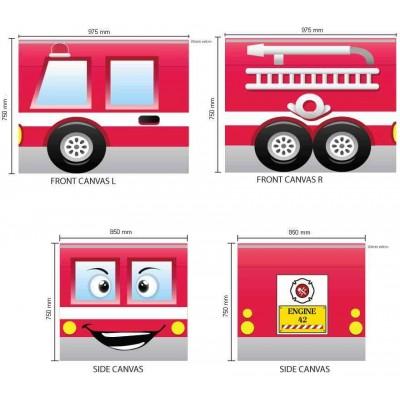 Užuolaida gaisrininkai