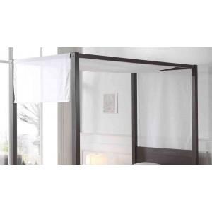 Lovos baldakimo medžiaga, 90x200 cm